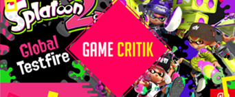 GameCritik : Avis sur Splatoon 2 Global Test Fire
