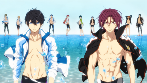 Free! :Timeless Medley