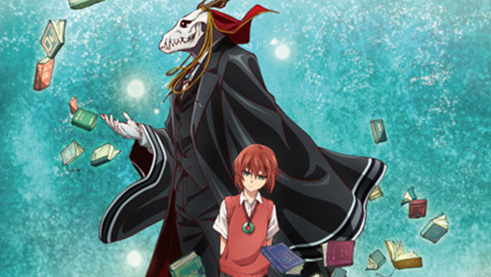 The Ancient Magus Bride (Mahô Tsukai no Yome)
