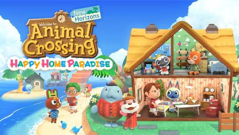 Animal Crossing: New Horizons – Happy Home Paradise