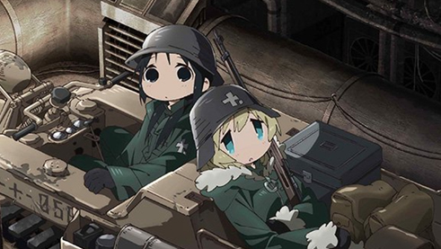 Girls last tour