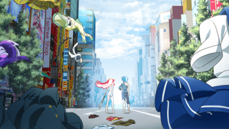 AKIBA\'S TRIP the animation