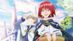 Akagami no Shirayuki-hime (Shirayuki aux cheveux rouges)