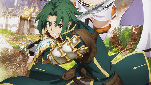 Record of Grancrest War (Grancrest Senki)
