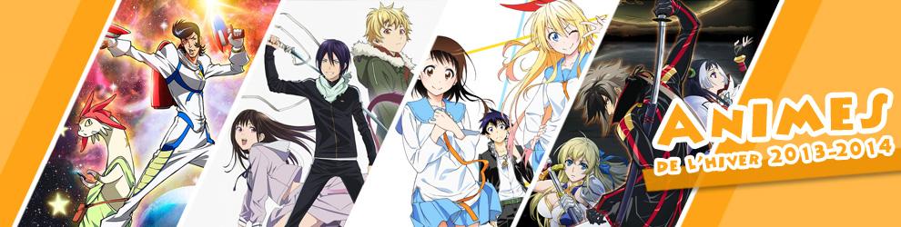 Liste des Animes de l'hiver 2013-2014 - passionjapan