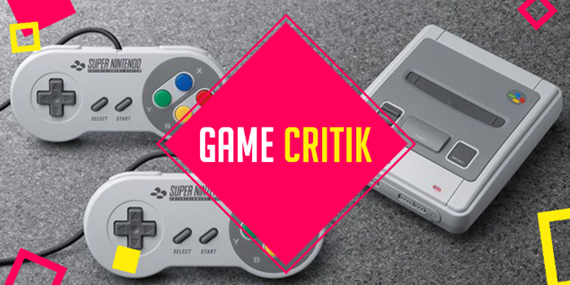 Game Critik : Super Nintendo classic Mini