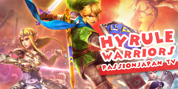 hyrule warriors - passionjapan