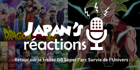 Retour sur le 1er trailer de Dragon Ball Super : l'arc survie de l'univers