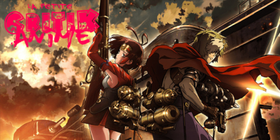 La petite Critik Anime : Kabaneri of the iron fortress